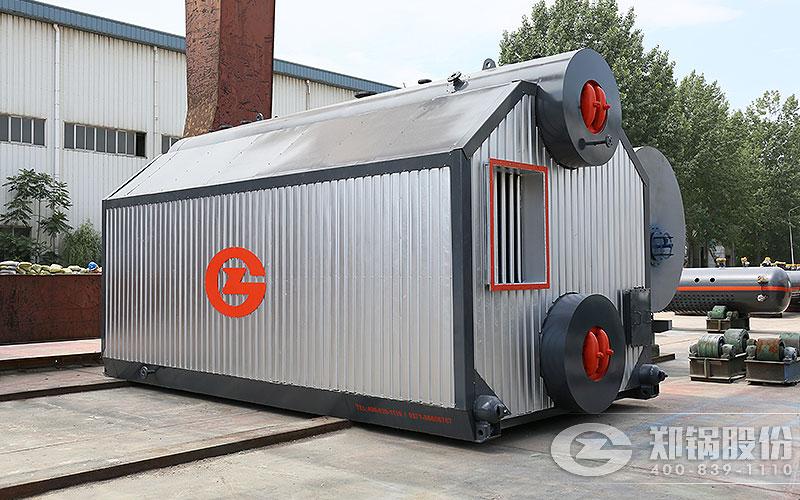 快组装生物质锅炉
