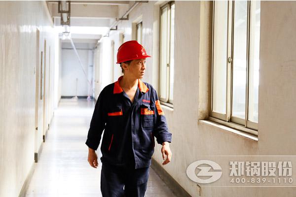 第二回:记郑锅生产厂长——杨渝春