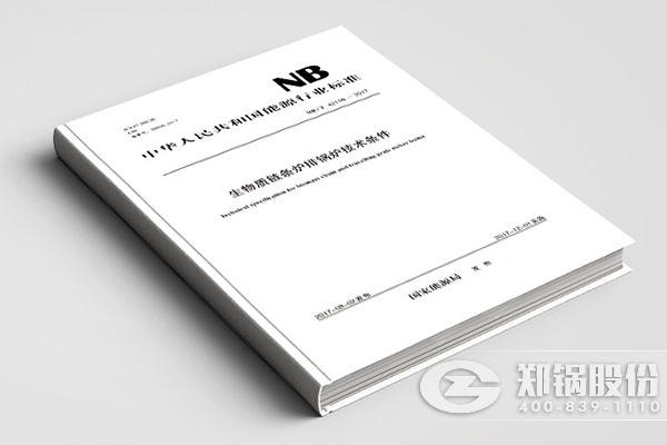 生物质链条锅炉行业标准