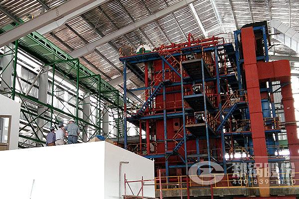 锅炉型号DHL65-2.45-AⅡ锅炉参数及价格