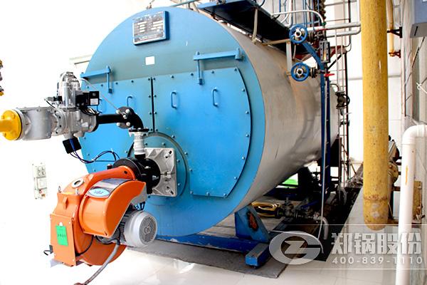 20吨燃气蒸汽锅炉郑锅主要的炉型有wns和szs燃气锅炉.