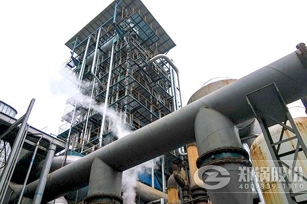 安徽化工化肥行业75吨三废混燃余热锅炉价格及生产厂家