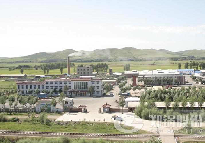 内蒙古酒厂20吨SHF循环流化床锅炉项目