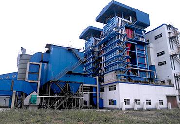 东方热力2×75吨循环流化床电站锅炉项目