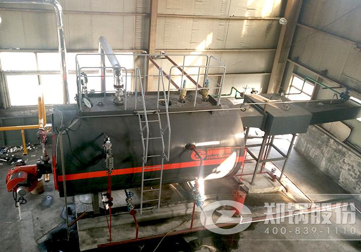 小二黑WNS燃油燃气锅炉项目