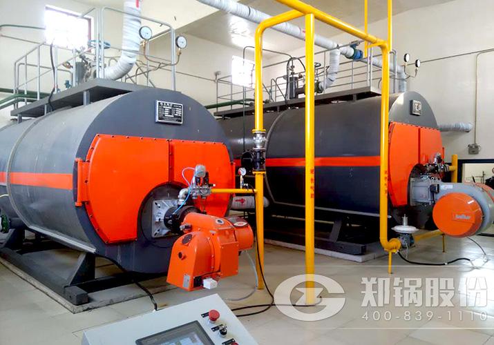 房山区良乡10吨燃气型锅炉项目