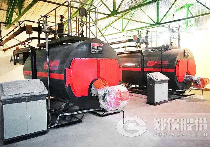 加里宁格勒两台1.4MW燃气热水供暖锅炉项目
